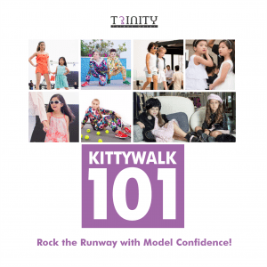 Modeling 101 for Kids with Trinity Talent Qatar
