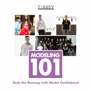 Modeling 101 for Teens with Trinity Talent Qatar