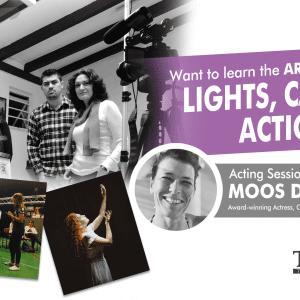 Acting Workshop with Moos D'Herripon