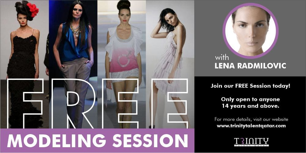 TTQ FREE Modeling Session