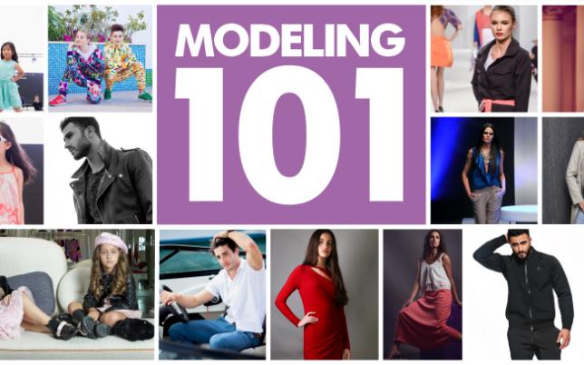 Modeling 101 | Trinity Talent Qatar
